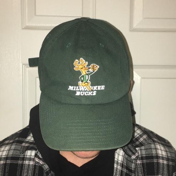 san francisco 3daa1 05782 47 Other -  47 Brand Milwaukee Bucks Cleanup Hat